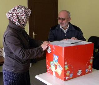 ramazan erzak yardımı