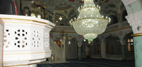gümüşsuyu merkez camii